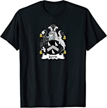 Jarvis Coat of Arms - Family Crest Shirt