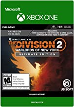 Tom Clancy's The Division 2: Warlords of New York Ultimate  - Xbox One [Digital Code]