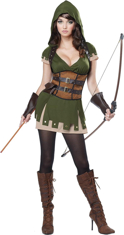 California Costumes Women's Lady Robin Hood