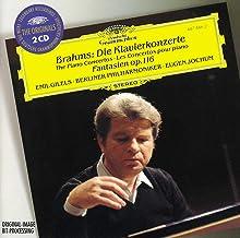Brahms Pno Ctos Nos.1 2 Fantasias
