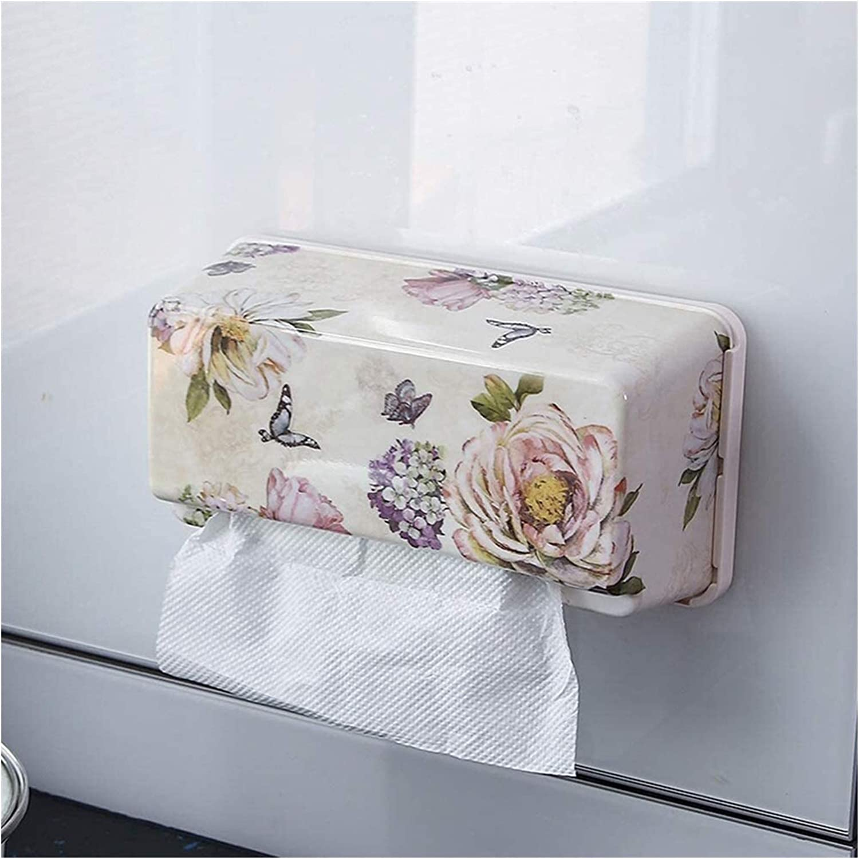 Decorative Sale item Tissue Holder Box Creative European Mela Department store Cover