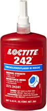 Best Loctite 24241 Blue 242 Medium Strength Threadlocker, 250 mL Bottle Review