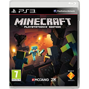 Minecraft - PlayStation 3 Edition