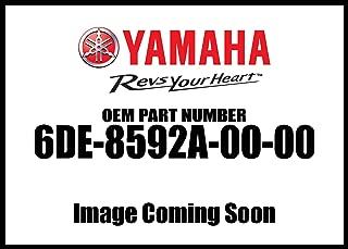 Yamaha 6DE-8592A-00-00 Sensor, Oxygen; 6DE8592A0000 Made by Yamaha