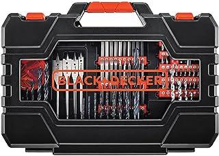 BLACK+DECKER BDA90201 - Juego de destornilladores y brocas (20 unidades)