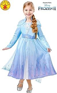 Filles Disney Frozen Elsa /& Anna vacances d/'été sans manches Robes Âge 2-10 ans