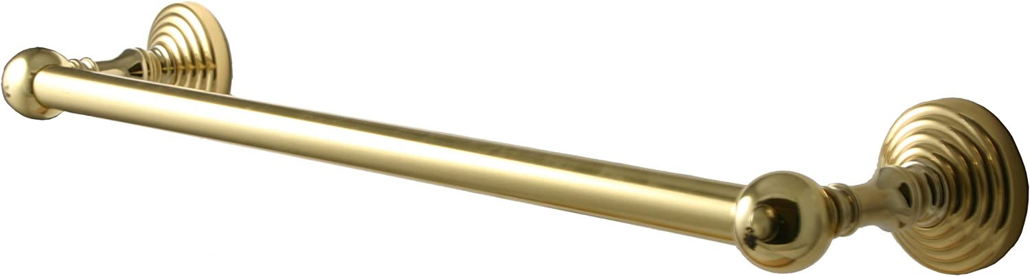 Allied Brass 24  Towel Bar Polished Brass