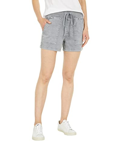 KUT from the Kloth Ilina Pull-On Shorts with Drawcord Porkchop Pockets