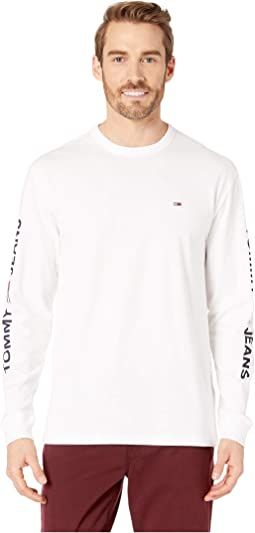 Essential Long Sleeve Logo T-Shirt