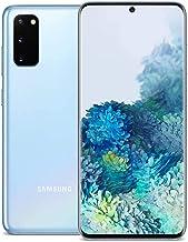 Samsung Galaxy S20 5G 128GB Factory Unlocked Smartphone, Cloud Blue (Renewed)