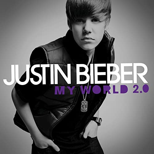 Up Album Version By Justin Bieber On Amazon Music Amazon Com