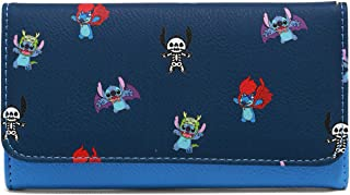 Loungefly Disney Lilo & Stitch Costumes Flap Wallet