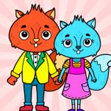 Tizi Town - My Animal Zoo Adventure Games for Girls and Boys