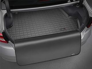 Weatheretch CargoLiner+Parachoques Compatible para: Volkswagen Tiguan Allspace 5 Asientos 2017/19 Negro