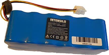 INTENSILO Batería de repuesto NiMH 4500mAh (14.4V) para ...