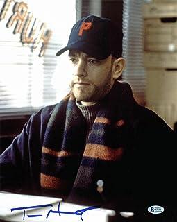 Tom Hanks Philadelphia Signed 11x14 Photo Autographed BAS #D71984 - Beckett Authentication