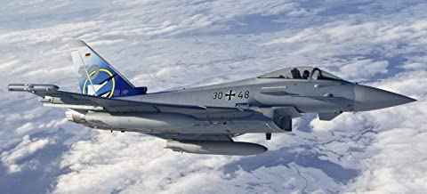 HAS02097 1:72 Hasegawa Eurofighter Typhoon Single Seater 'JG74 50th Anniversary' [MODEL BUILDING KIT]
