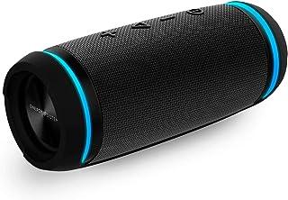 Energy Urban Box 4 BassTube - Altavoz (12 W, Experiencia del Sonido 360, TWS, Resistente al Agua), Color Onyx