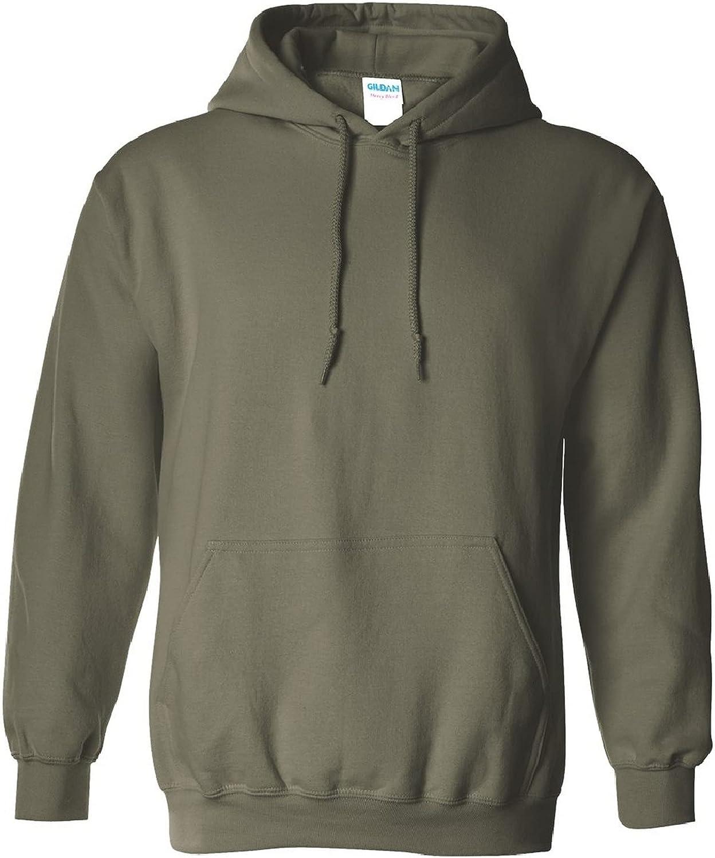 Gildan Men's Fleece Hooded Sweatshirt, Style G18500
