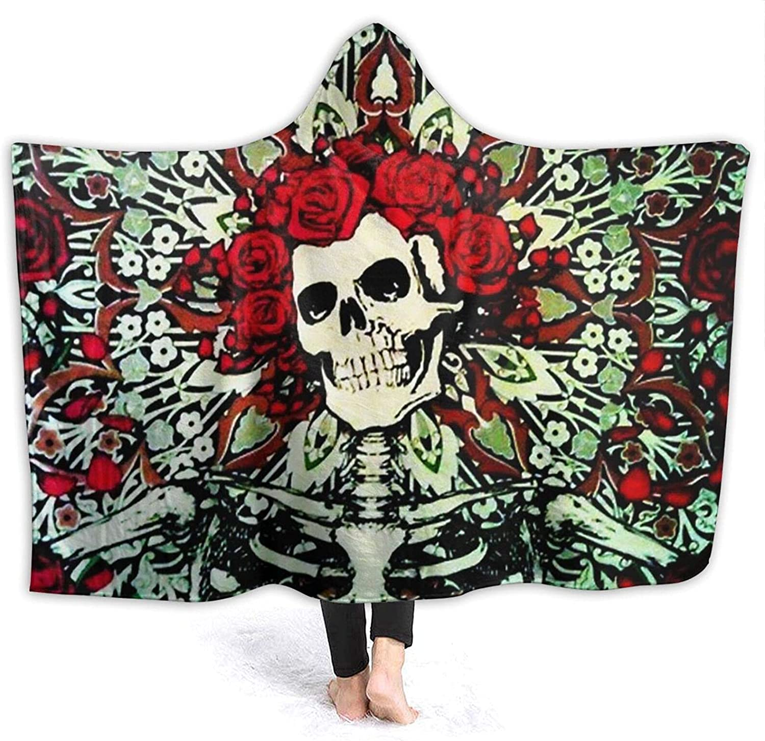 Hooded Blanket Japan's largest assortment Anti-Pilling Flannel Throw Max 41% OFF Wearable Blanke