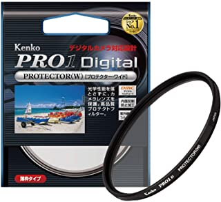 Kenko 62mm レンズフィルター PRO1D プロテクター レンズ保護用 薄枠 日本製 252628