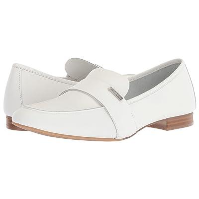 Calvin Klein Cemmie (Platinum White) Women