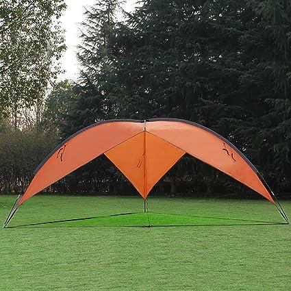 Asffdhley Gran Cortina del Cielo al Aire Libre Camping Playa ...