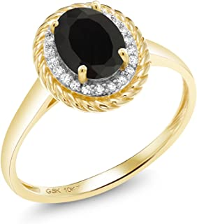 Best black diamond rings for sale Reviews