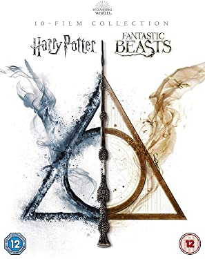 Wizarding World 10-Film Collection (Harry Potter & Fantastic Beasts)