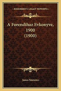 A Forendihaz Evkonyve, 1900 (1900)