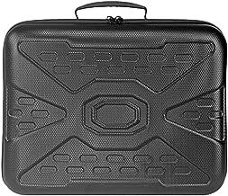 Tinello Bolsa de armazenamento portátil para console de jogos, capa rígida à prova de choque para Xbox Series X (preto) Th...