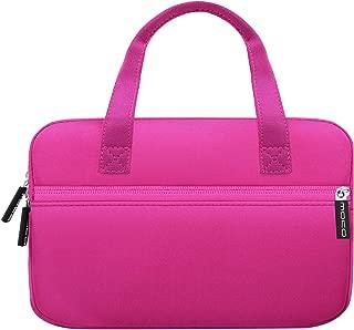 MoKo 7-8 Inch Kid Tablet Sleeve Bag, Portable Neoprene Carrying Sleeve Case Bag Fits iPad Mini (5th Gen) 7.9