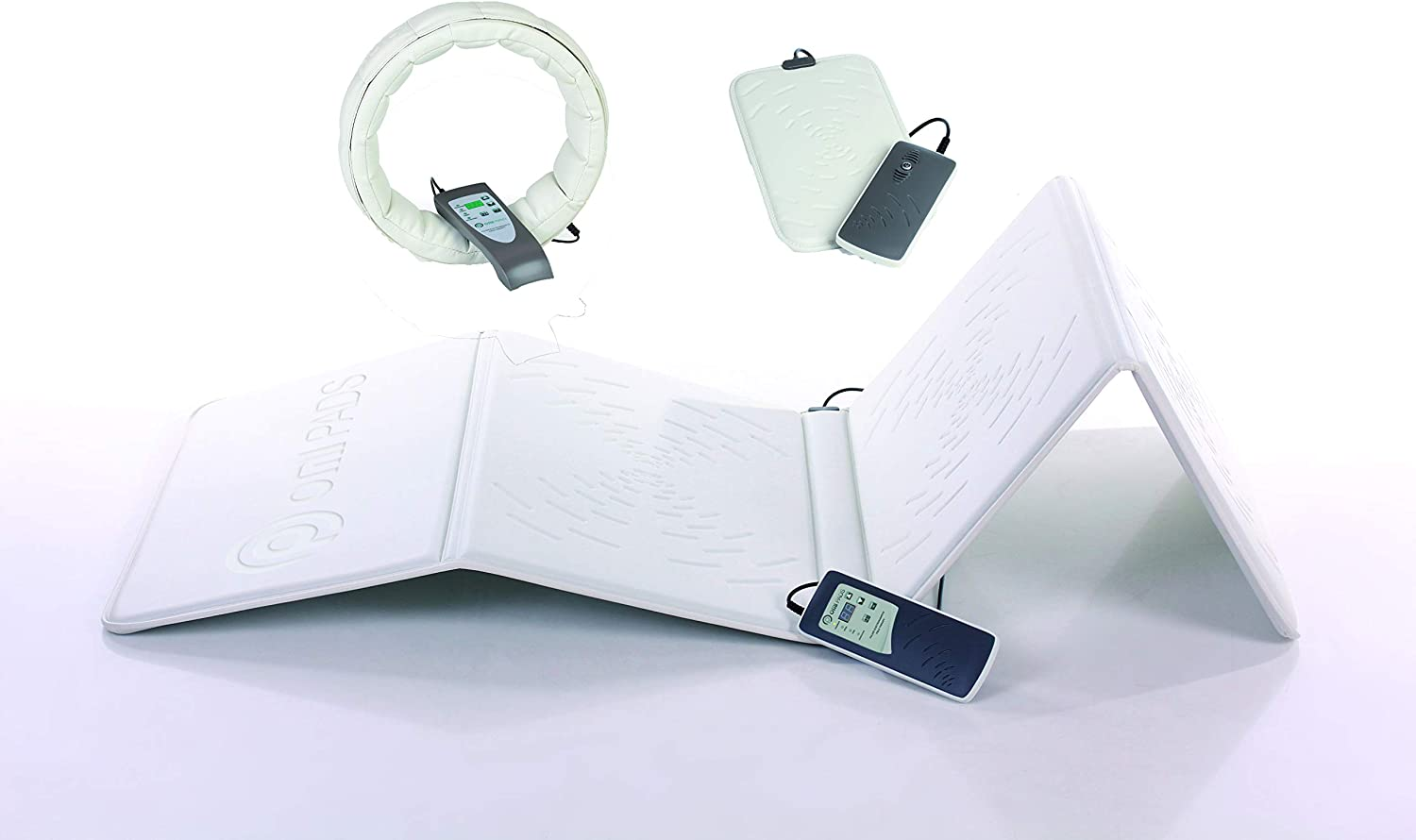 OMI Package 01 - Inexpensive Magnetic Field Mat and PulsePad Therapy Ring Cash special price
