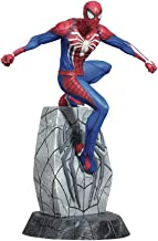 Diamond Comics Marvel Gallery Spider-Man PS4 PVC Figure Standard