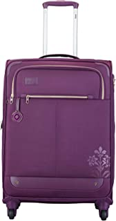 VIP Polyester 66 cms Purple Softsided Check-in Luggage (Legacy)