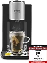 Caso HW 400 Turbo 1862 Warmwaterdispenser, warm water in enkele seconden, 2600 watt, 45 °C - 100 °C instelbaar, waterreser...