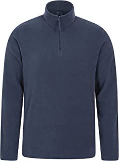 Mountain Warehouse Camber Mens Fleece Pullover - Warm Winter Sweater