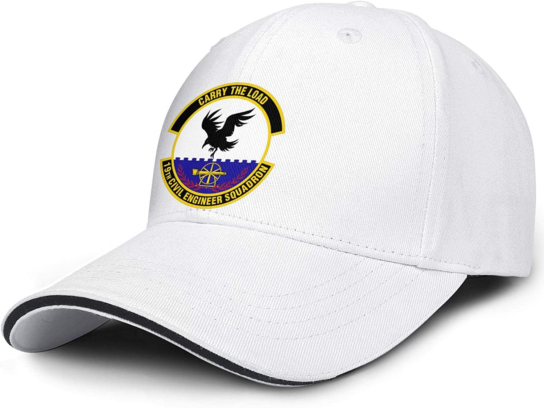 SWNCNC Unisex Civil-Engineer-Sq-Emblem- Athletic Cap Free shipping on posting reviews Omaha Mall Hat