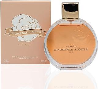 Innocence Flower Perfume By Johan B For Women, Eau de Parfum, 85 ml