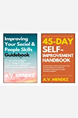 Social Skills & Self-Improvement Challenge (Self-Development Compilation): How to Improve Your People Skills, Talk to Anyone, Increase Confidence and Become ... Skills Bundle Book 2) (English Edition) eBook Kindle
