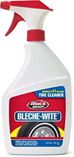 Black Magic Bleche-Wite Tire Cleaner 800002224, 32 Ounce