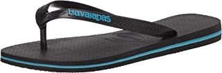 Havaianas Men's Top Logo Filete Flip Flop Sandal