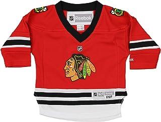 4d9b47b3 NHL Baby Chicago Blackhawks Patrick Sharp #10 Player Jersey, Red, 12-24