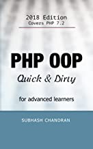PHP OOP: Quick & Dirty for Advanced Learners