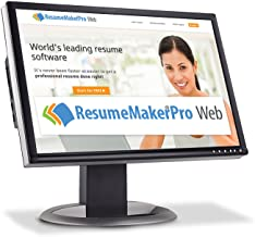 ResumeMaker Professional Web – Monthly Subscription [Online Code]