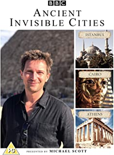 Ancient Invisible Cities DVD 2018