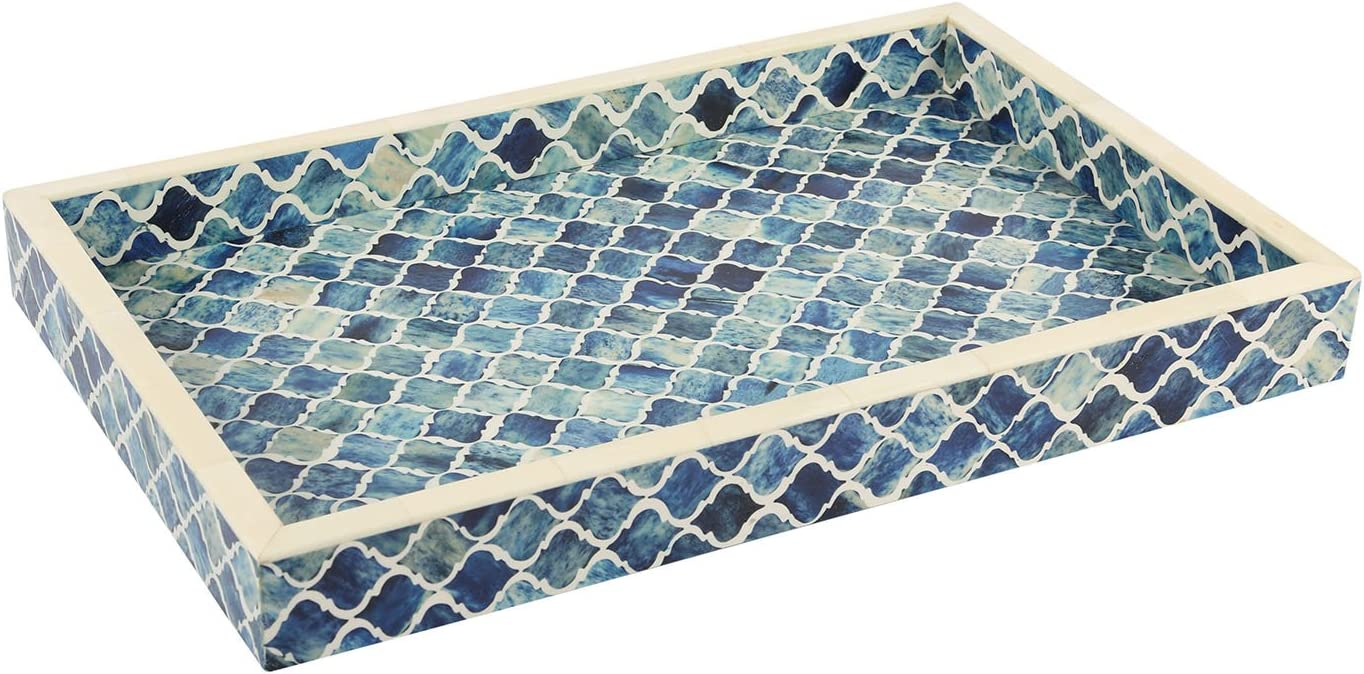 Moorish Moroccan Pattern Inspired Popular overseas Trays Ideal – Clearance SALE Limited time Ottoman Tra