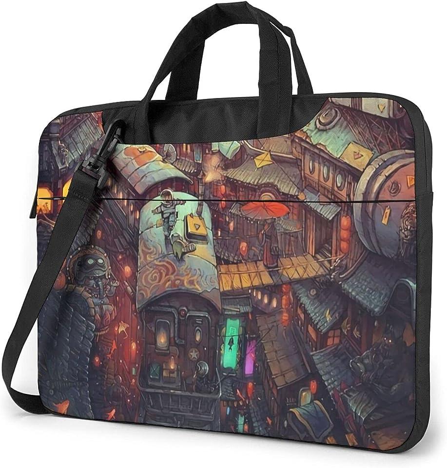 Michiko To Hatchin Laptop Bag Messenger Bag For laptop Messenger Bags Waterproof Shockproof