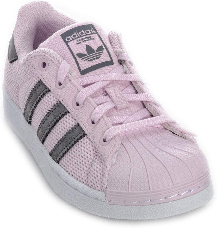 adidas Originals Baskets Superstar Fille,Rose,31 EU : adidas ...