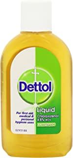 Dettol Brown Liquid 250 Ml (Pack Of 12)
